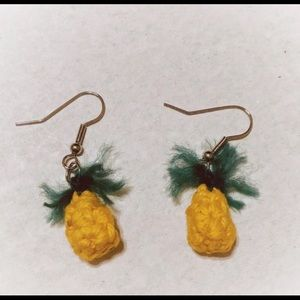 Jewelry - Pineapple Earrings